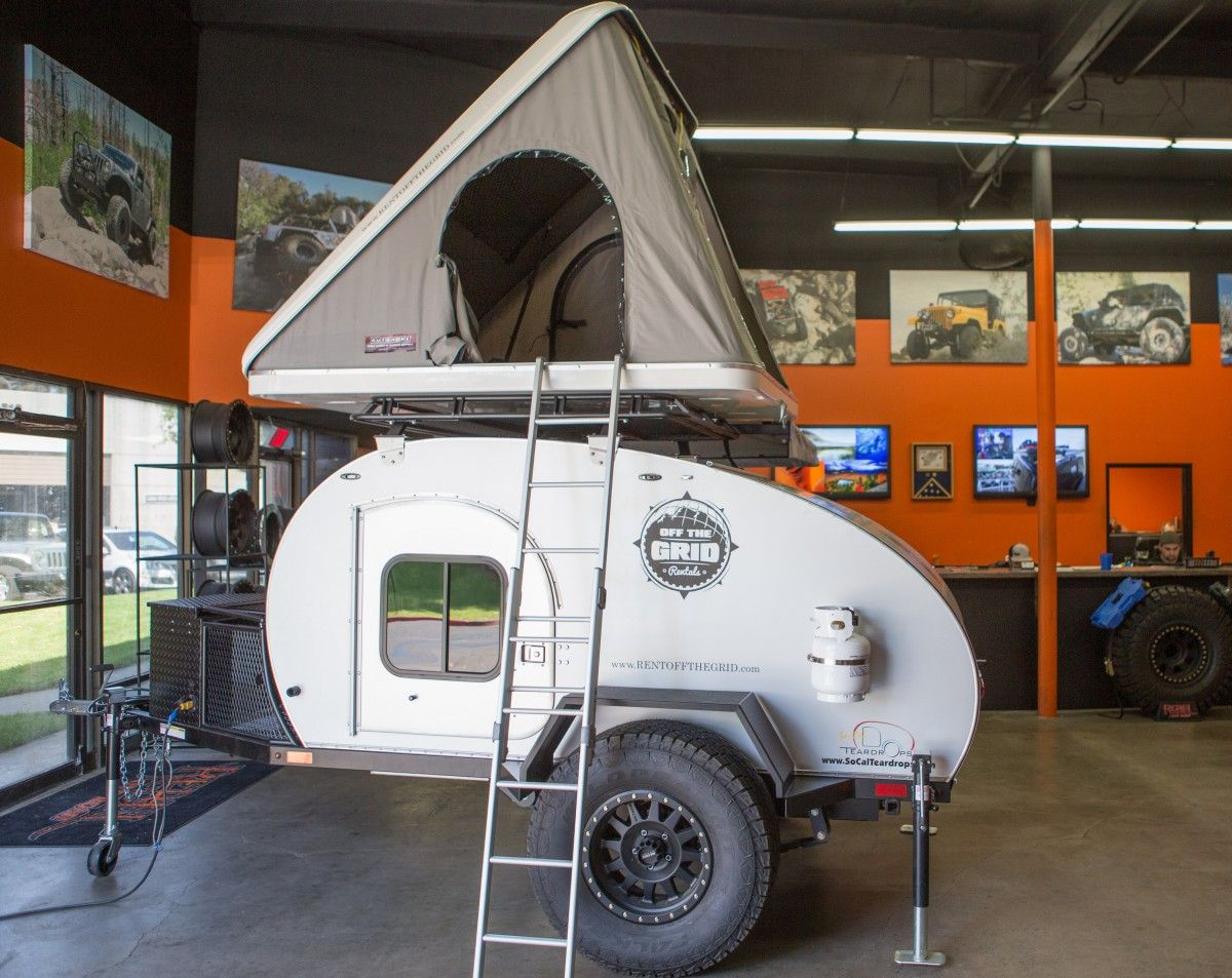 Pin by Kevin Taylor on Tiny Trailers Tent, Roof top tent