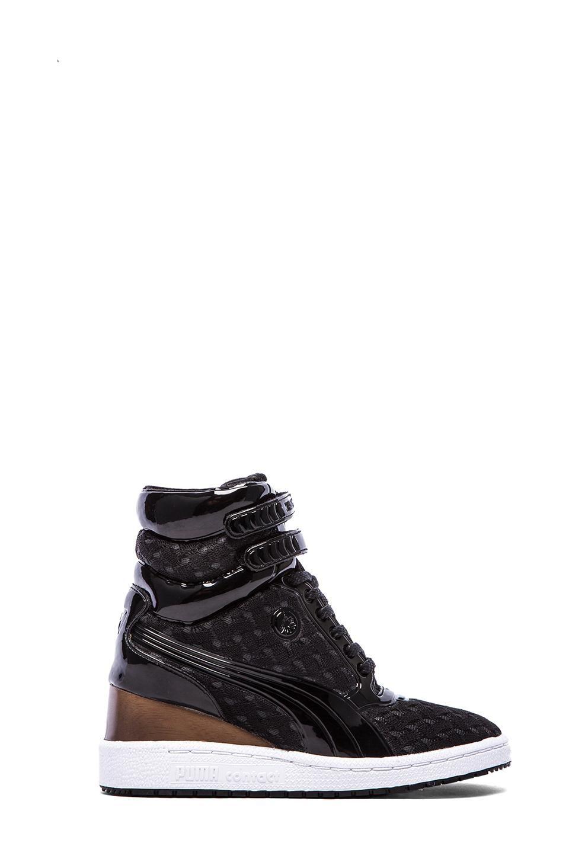 7f3e8af4ae0 Puma by Mihara My-77 Sneaker in Black