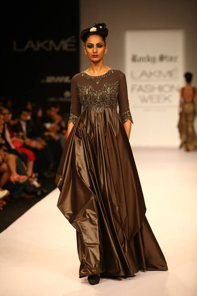 Rocky S Lfw 2013 With Images Fashion Indian Fashion Designers