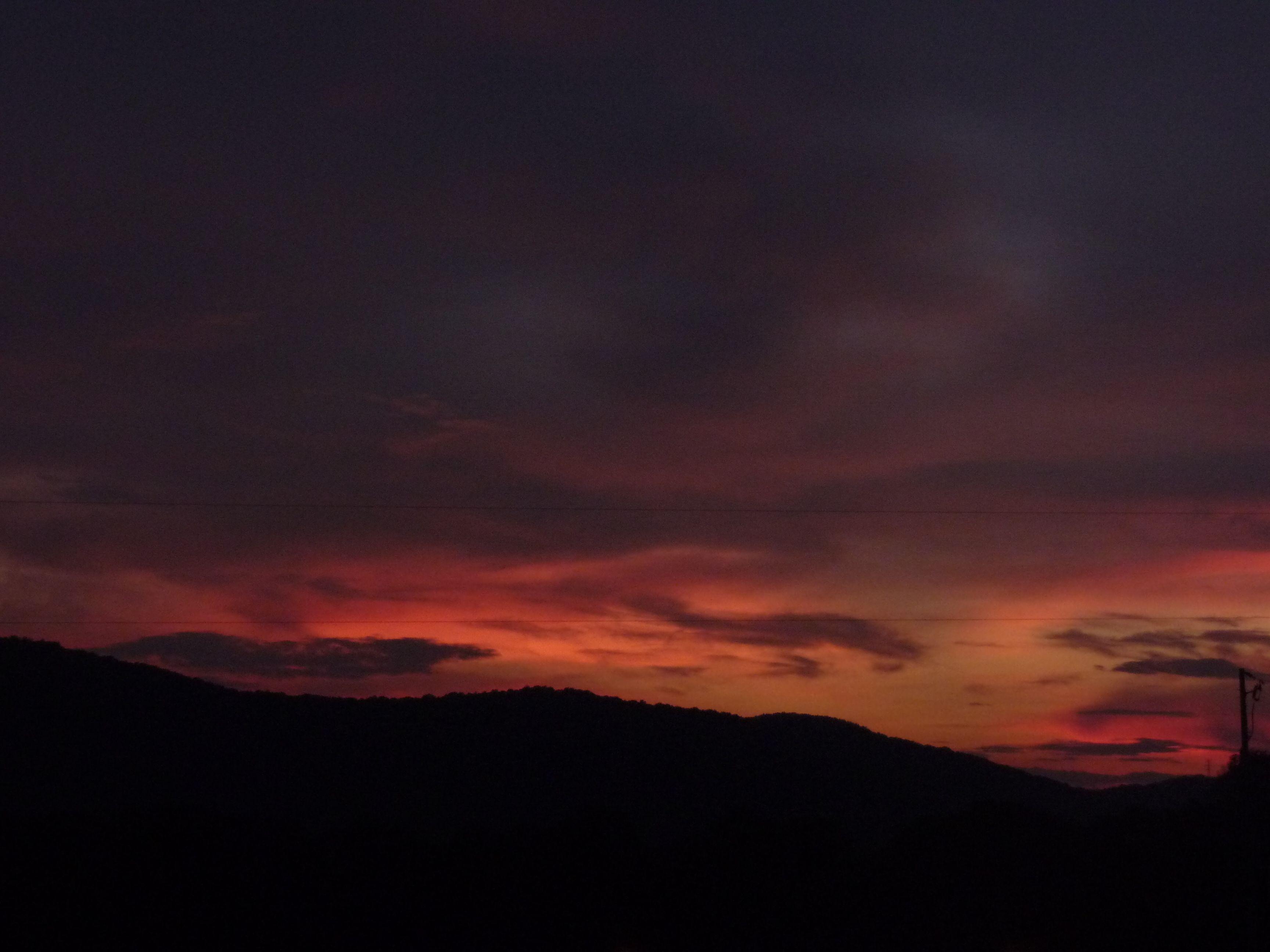 Sunset July 4th 2011, Huntsville, AL