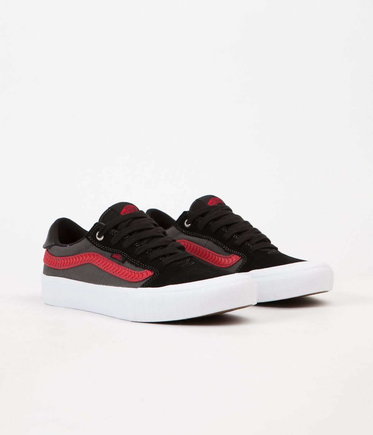 43cd2f4d7b4 Vans X Spitfire Style 112 Pro Shoes - Black