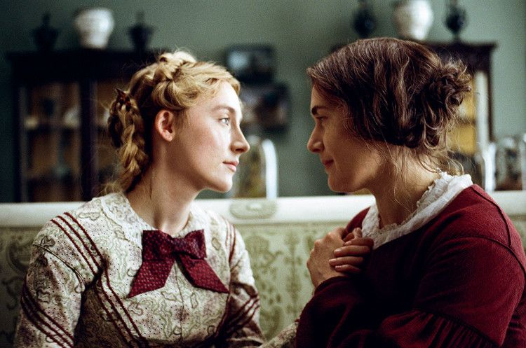 Kate Winslet And Saoirse Ronan Find Love Among The Stones In Stunning Ammonite Review Entertainment Weekly In 2020 Kate Winslet London Film Festival Ammonite