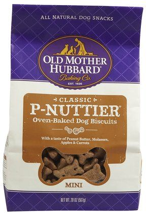 Old Mother Hubbard Classic Biscuits P Nuttier Puppy Stuff