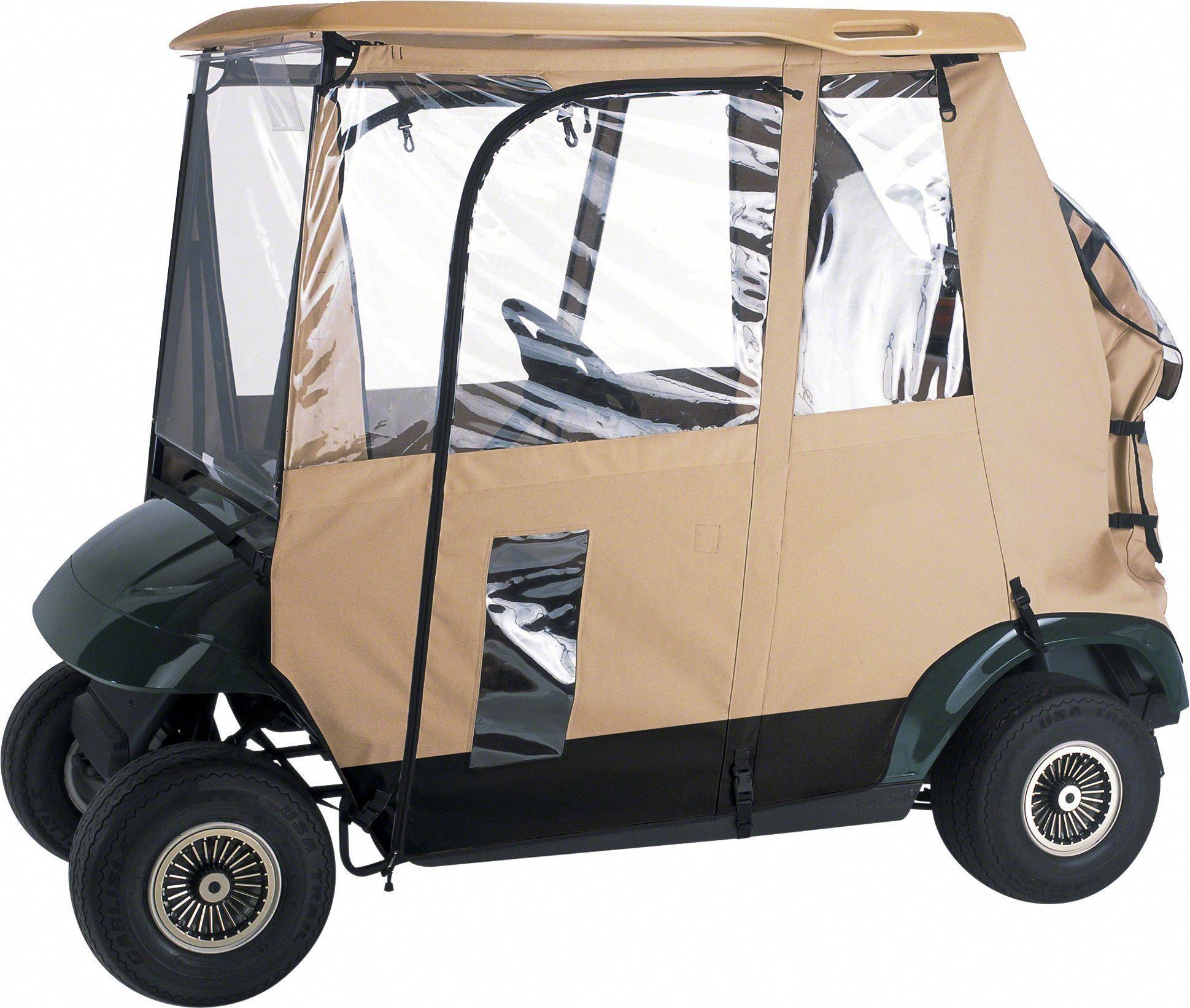Classic Accessories Fairway Deluxe Short Golf Cart