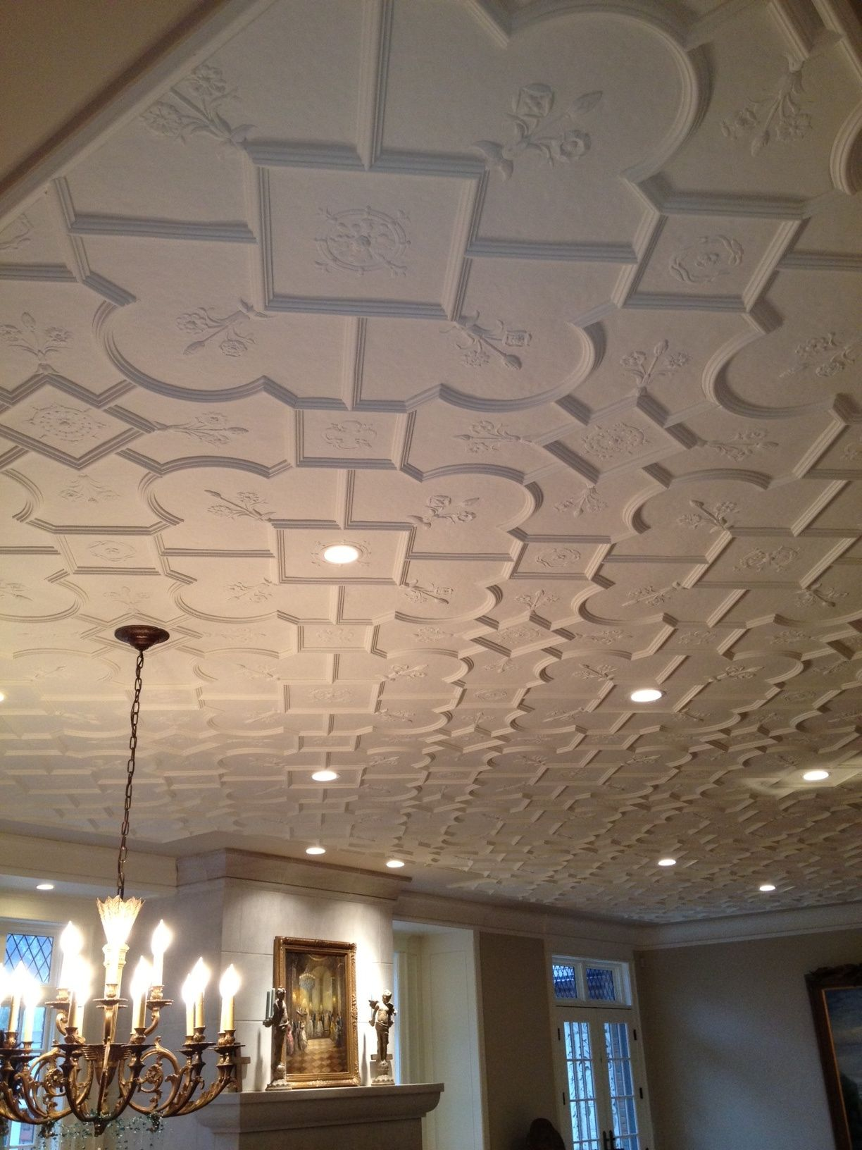 beautiful old english ceiling from decorators supply - Decorators Supply