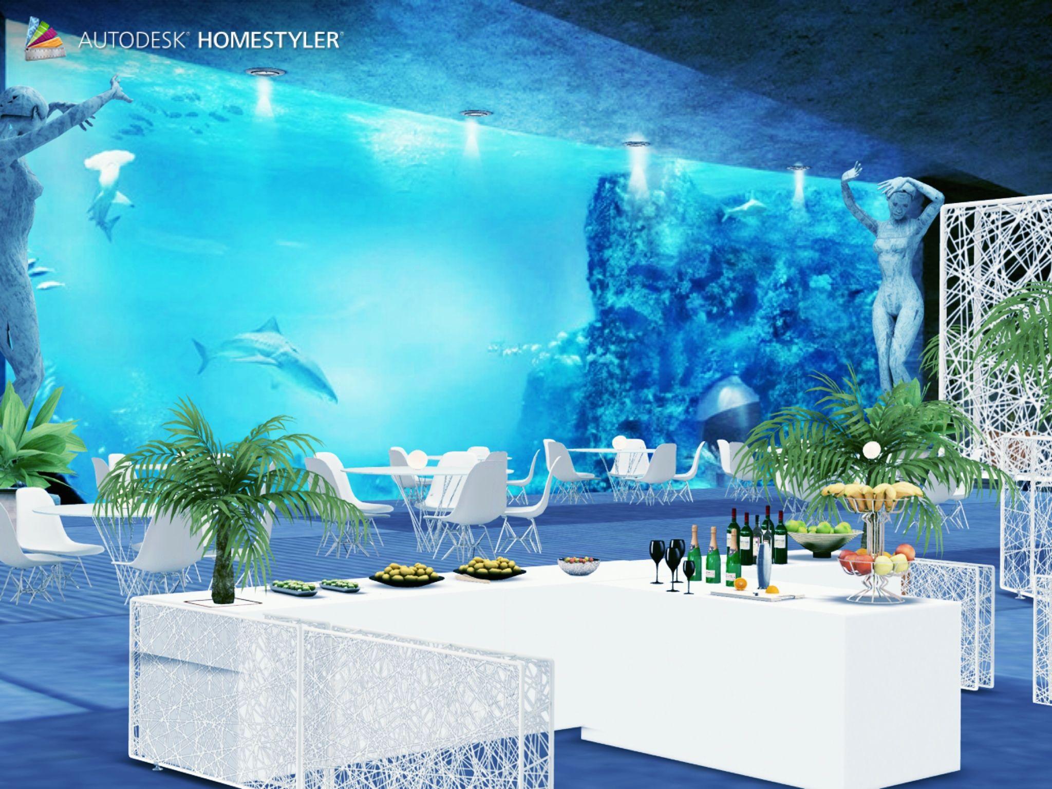 Sehen Sie sich mein #Innendesign 'club atlantic by C