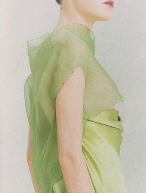 Adeline Andre. September 1998.