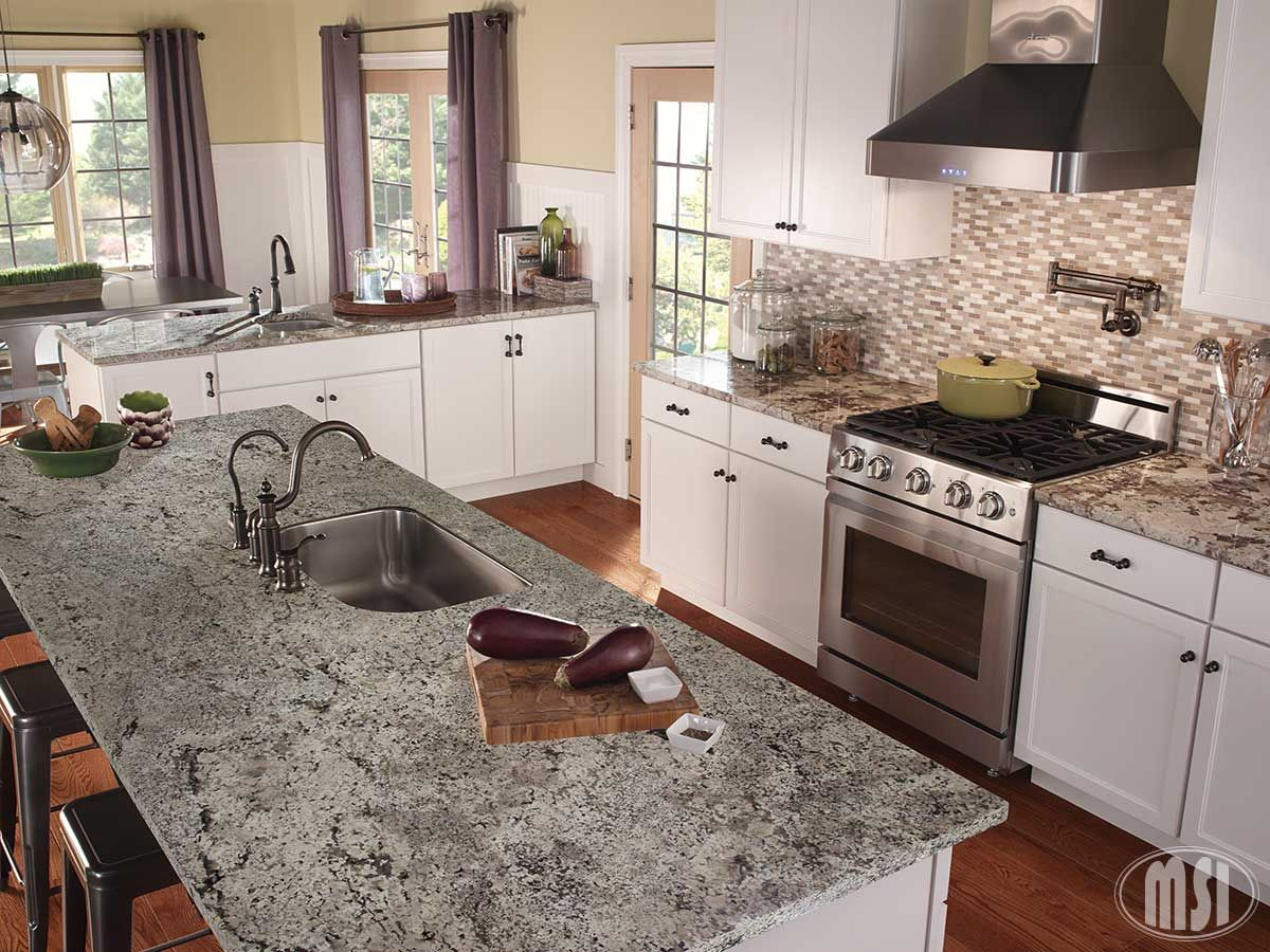 Winter White Granite Tile White Granite Countertops White Granite Countertops Kitchen Granite Countertops Kitchen