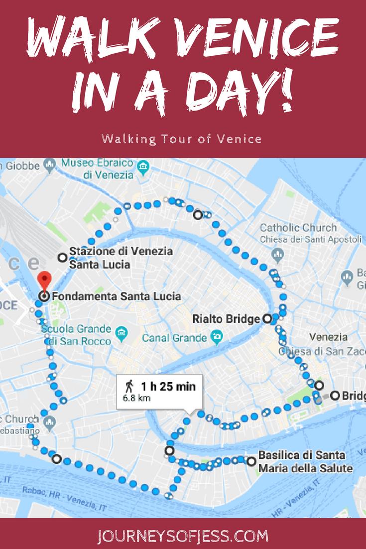 Gehen Sie Venedig in einem Tag! | Reise von Jess