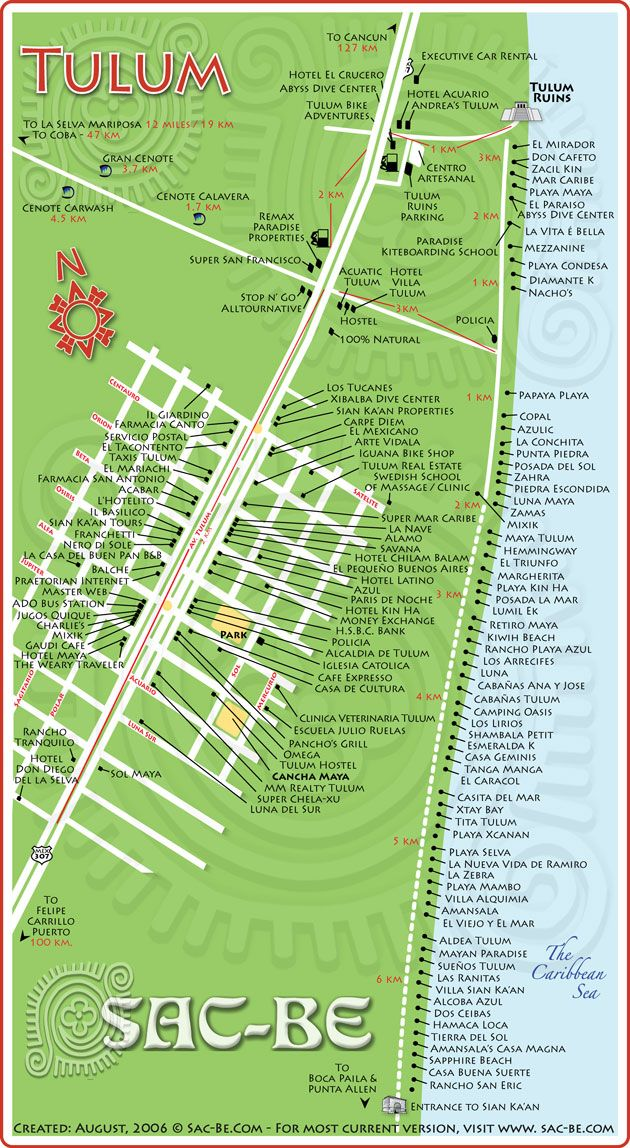 Map Of Tulum Tulum Hotel Map   Tulum • mappery | Tulum | Tulum, Tulum hotels  Map Of Tulum
