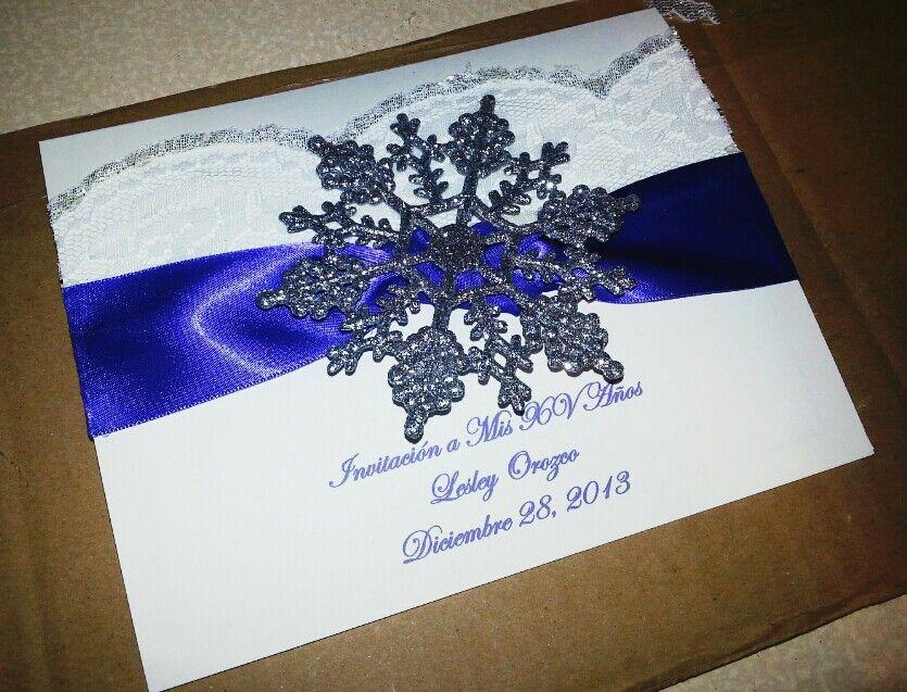 Winter Wonderland Invitation Invitations Pinterest Quince