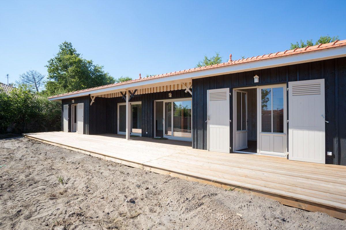 Maison Ossature Bois Bordeaux maison ossature bois centre de lège - bordeaux   maison bois
