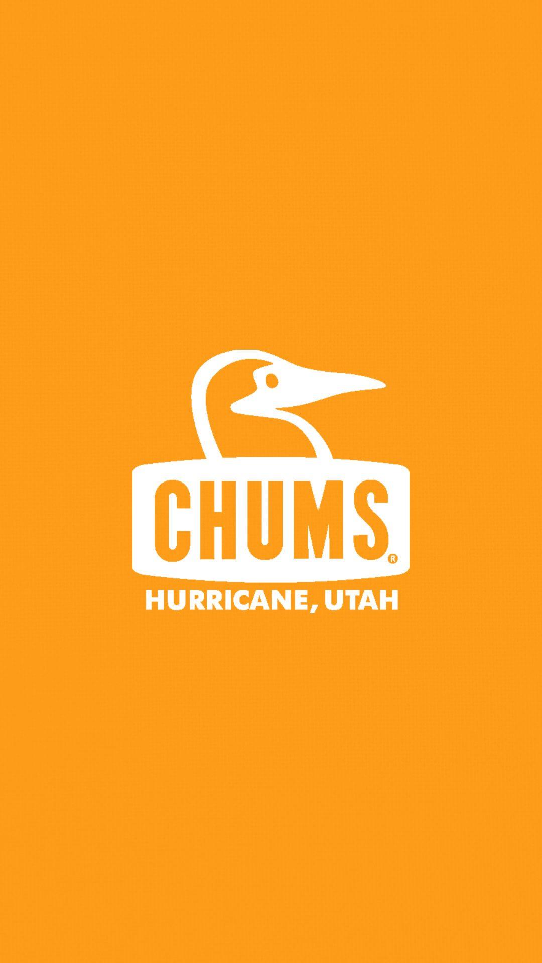 Chums33 チャムス ステッカー ロゴ 壁紙 パタゴニア ステッカー
