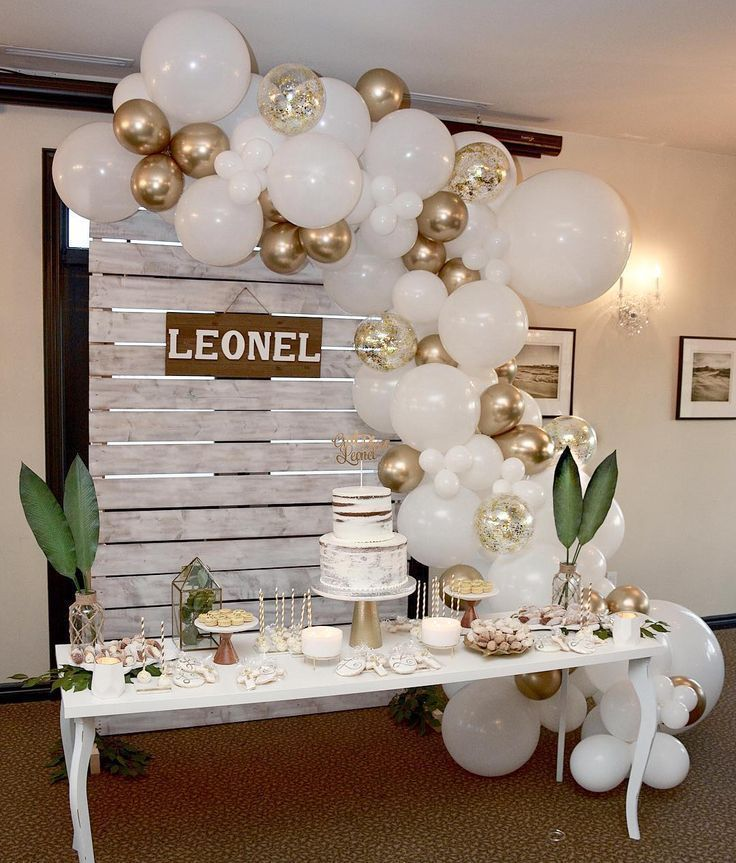 Baby Shower Balloons - A simple and inexpensive way to have a fabulous baby shower