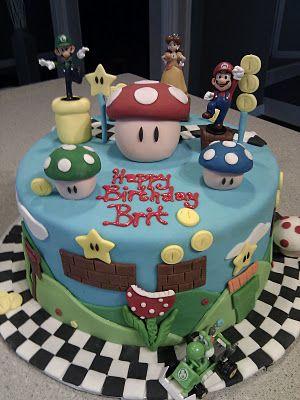 #cakesbynancy #marioandluigi