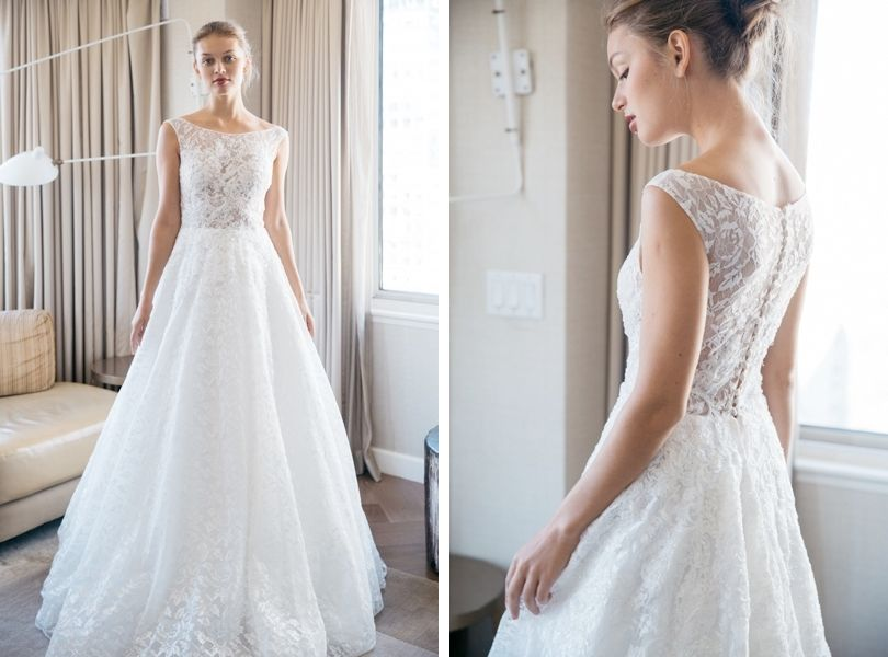 Southern Bride & Groom Designer Spotlight: Blue Willow by Anne Barge / Gown: Biltmore