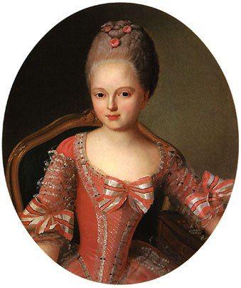 "Adini-Nikolaevna: 'Hertogin Sophie Dorothea van Wuerttemberg, de toekomstige keizerin Maria Fjodorovna van Rusland, door Botman.  """
