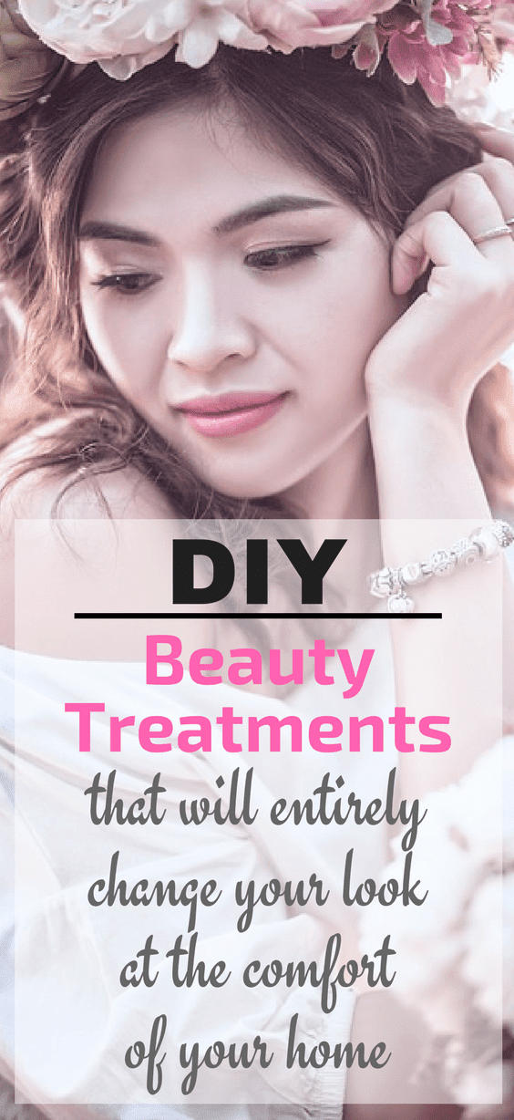 DIY Beauty Treatments That Will Entirely Change Your looks At The Comfort Of Your Home is part of Diy beauty treatments, Beauty treatments, Diy beauty, Japanese skincare, Beauty, Treatment - A long time ago beauty aids were not commercially produced and women used their skills to make them at home  Here, we'll share some beauty treatments that will change your look entirely in your home comfort
