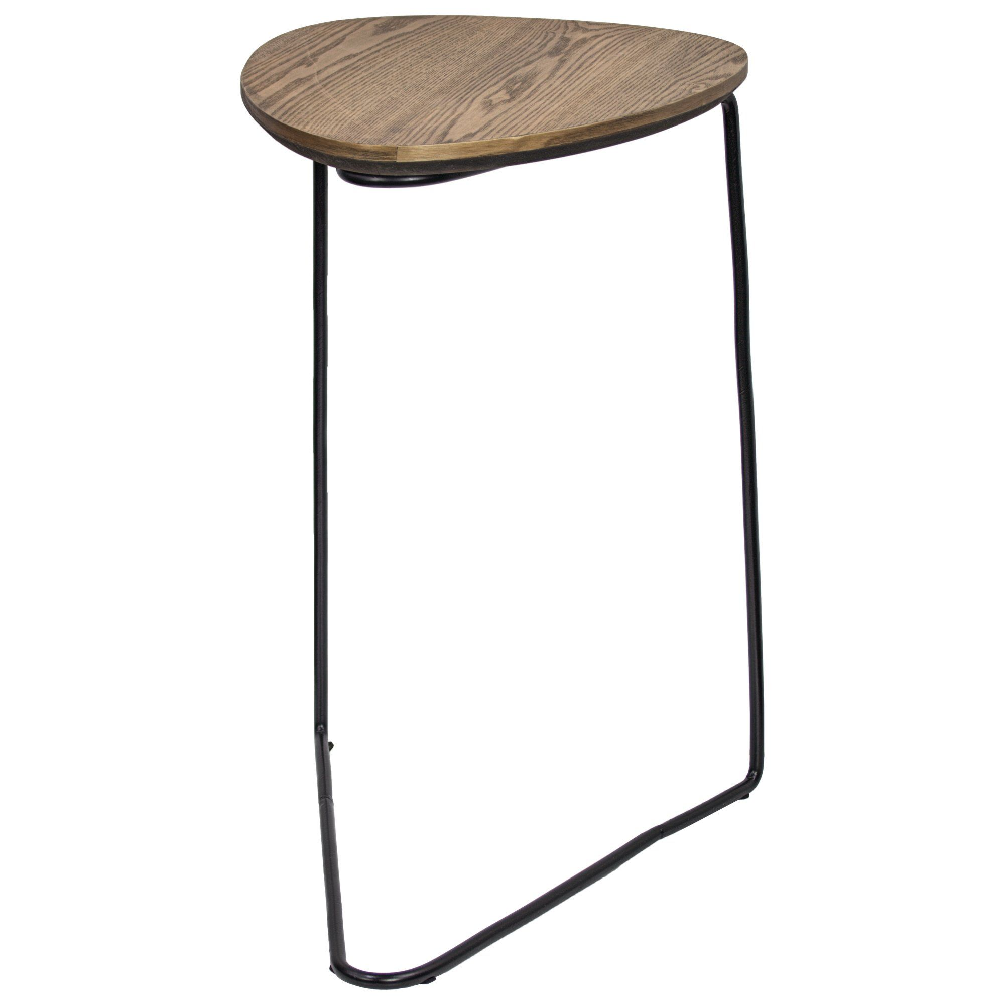 Modern C Style End Side Table Oval 28 Modern End Tables