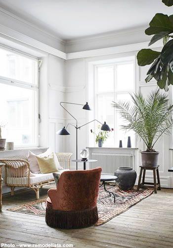 Canapé et fauteuil la cohabitation brocantelab