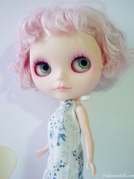 One Customized OOAK Blythe Doll Coco by Dakawaiidolls on Etsy, $270.00