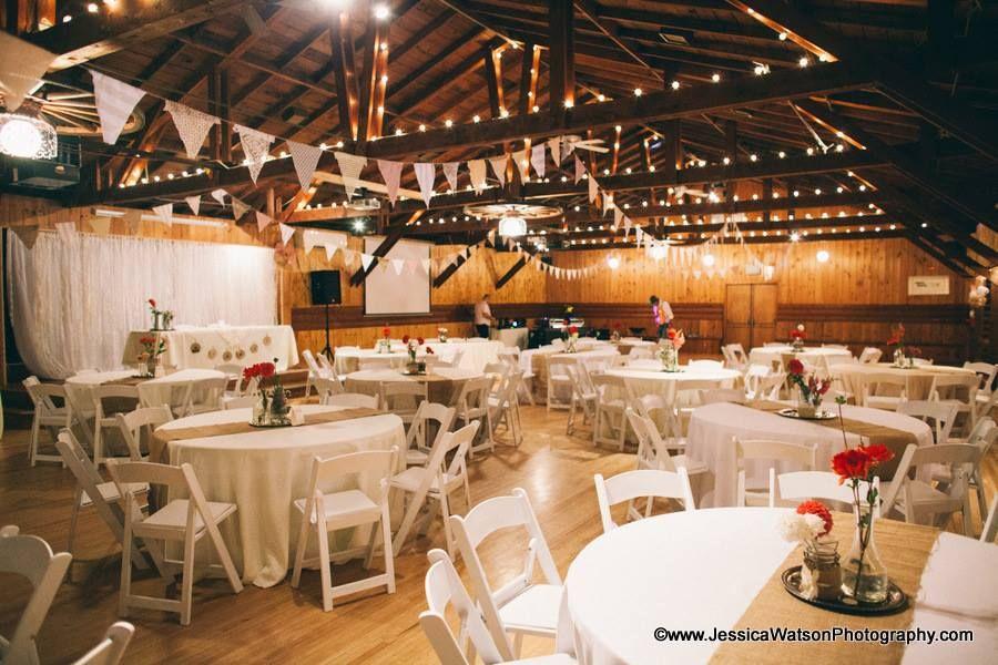 Cedarville Lodge Gresham Oregon Wedding Day Pinterest