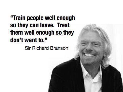 Richard Branson Richard Branson Quotes Quotes By Famous