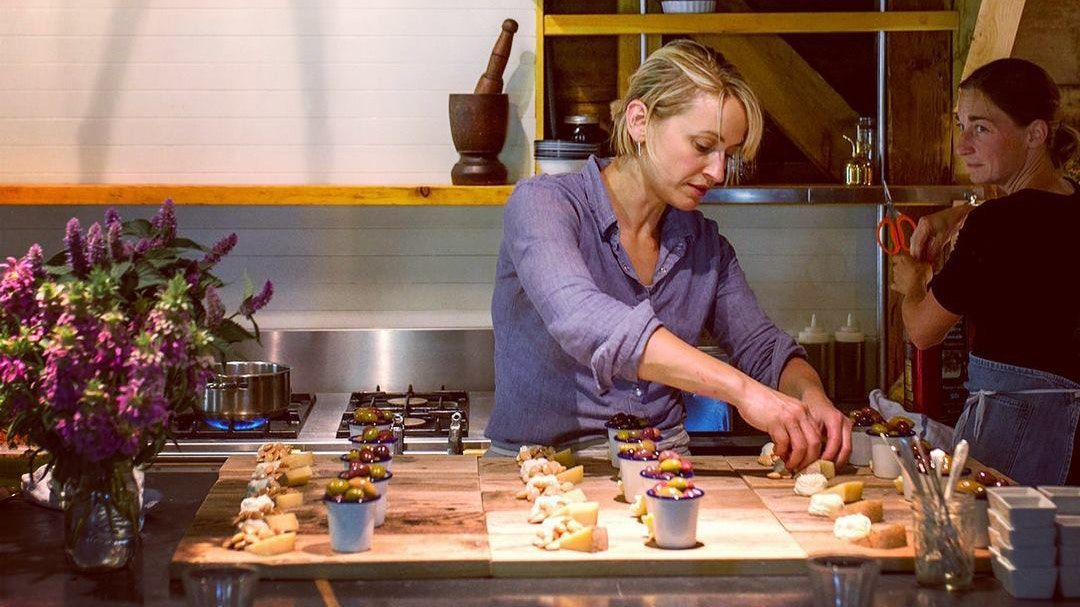 Maine's Culinary Phenom Launches a SnailMail Reservation