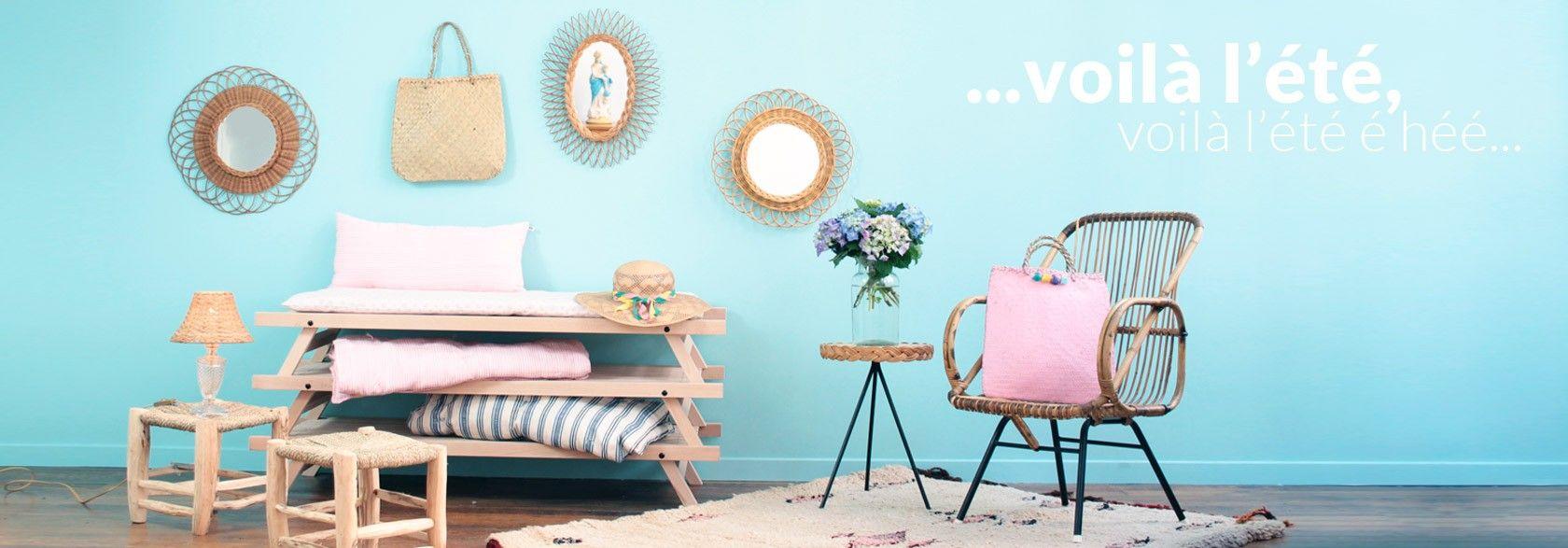 Mobilier vintage et beaux objets de décoration - Fresh and Vintage ...