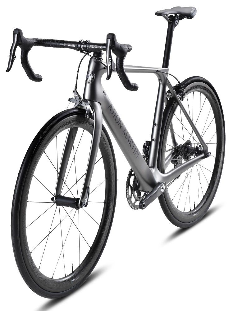 Aston Martin To Launch 27 000 Luxury Bicycle Fiets