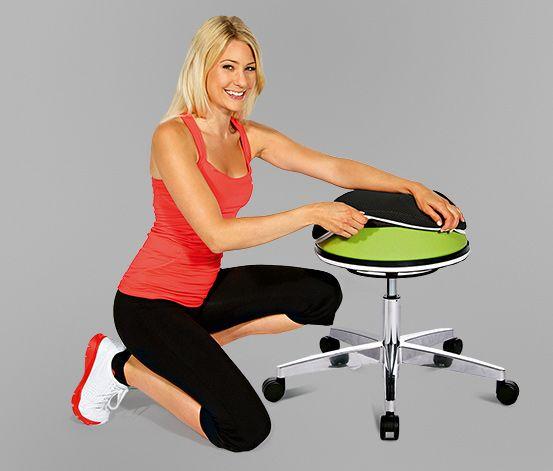 Fitnes sedadlo »Sitness® Half Ball«
