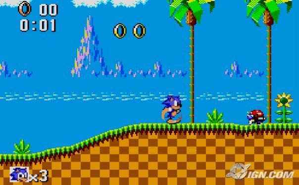 Image result for sonic the hedgehog master system