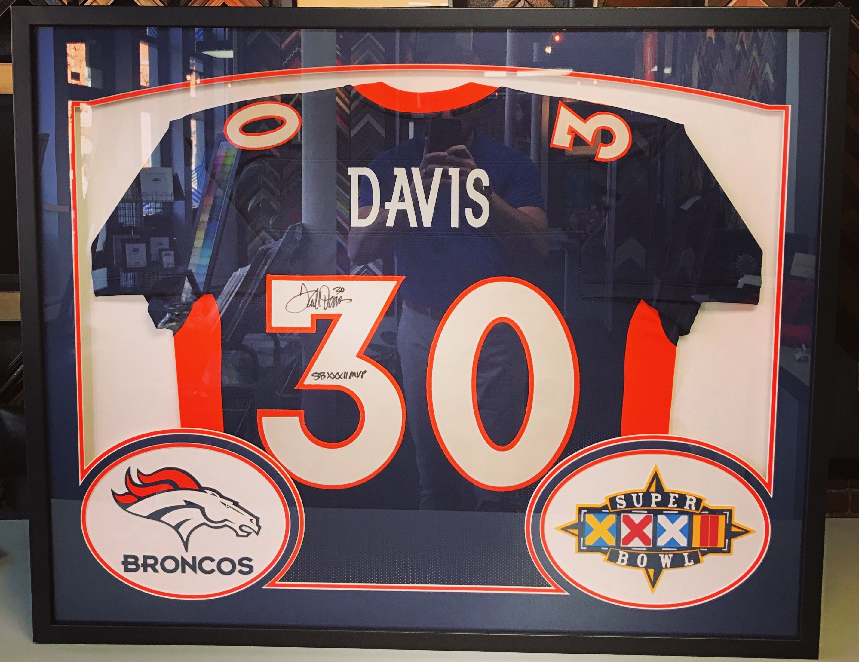 Pin On Jersey Framing Sports Framing Fastframe Of Lodo Denver Co