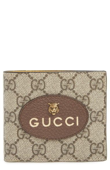 a0562cff6017 GUCCI Neo Vintage Wallet. #gucci # | Gucci Men | Gucci mens wallet ...