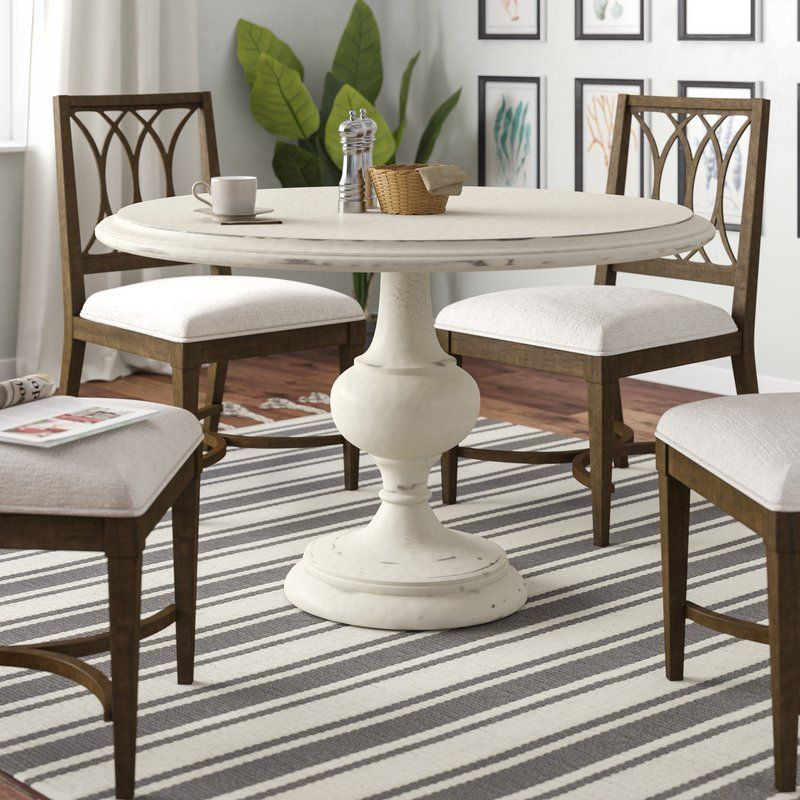 Warwick 48 Avery Dining Table Round Dining Room Dining Room