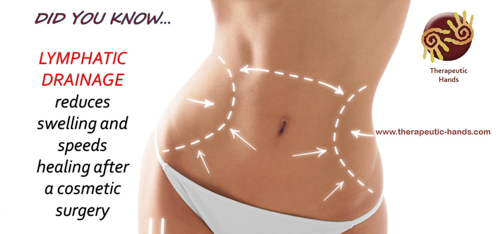 Lymphatic Drainage Is An Essential Item On The Road To Recovery From