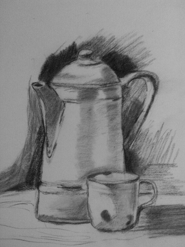 Koffiekan kop