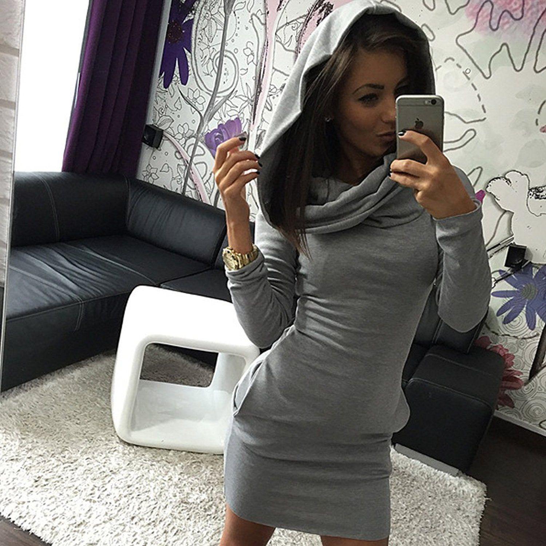 sexy plus size Minikleid
