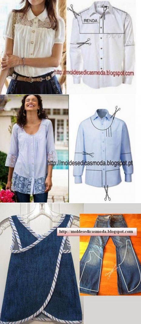 58ac3c850a5 vashesamodelkino.ru Remake Clothes