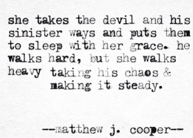 #quotes #devil #her #love