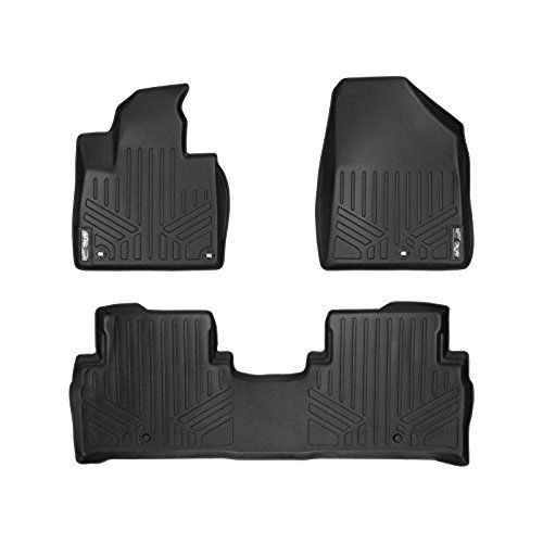Maxfloormat Floor Mats For Kia Sorento 20162017 2 Row Set Black See This Great Product By Click Affiliate Link Amazon C Kia Sorento 2016 Kia Sorento Sorento