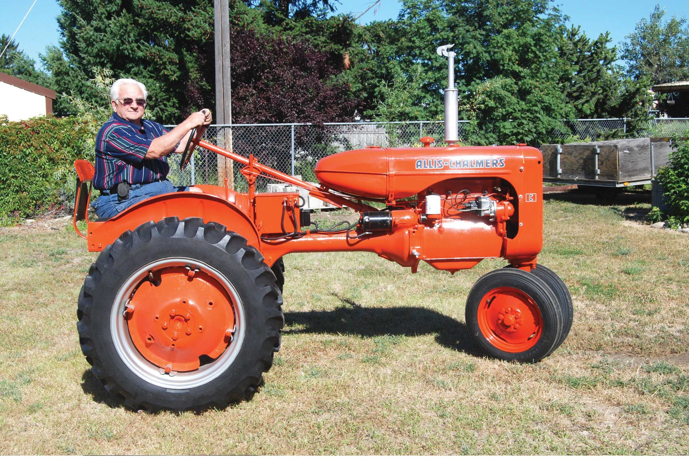 Tackling That First Tractor Restoration Project: An Allis ...