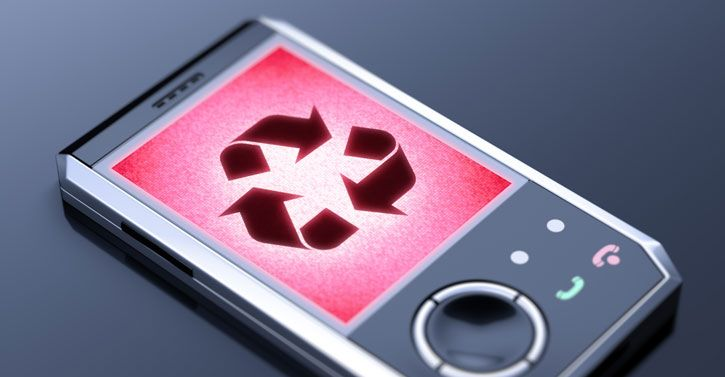 Don't Toss That Tech: Recycle your old gadgets so they don't end up in a landfill