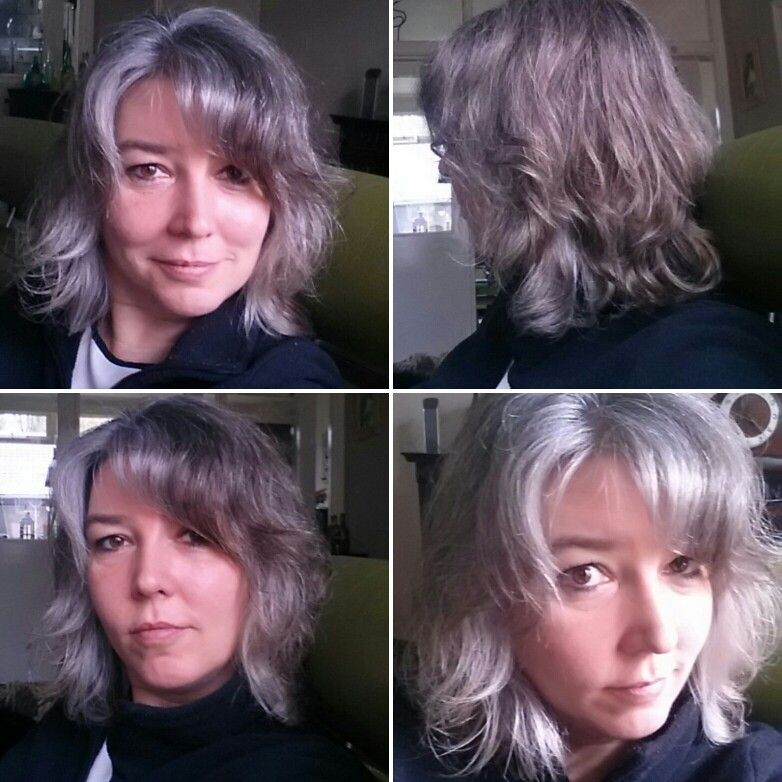16,5 months of embracing my gray.