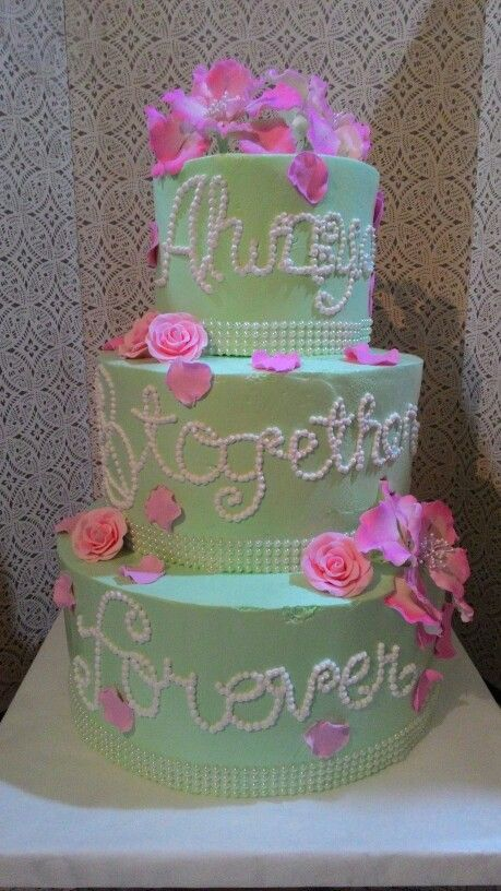 3 Tier Boiled Icing Wedding Cake Cake Cake Makers Wedding Cakes