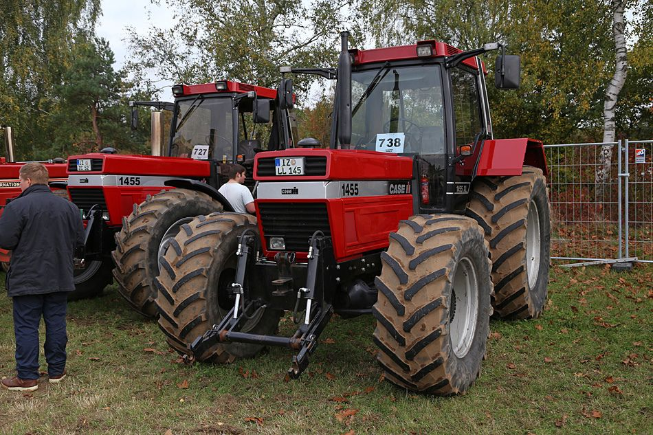 Case Ih 1455 Xl Case Tractors Classic Tractor Case Ih
