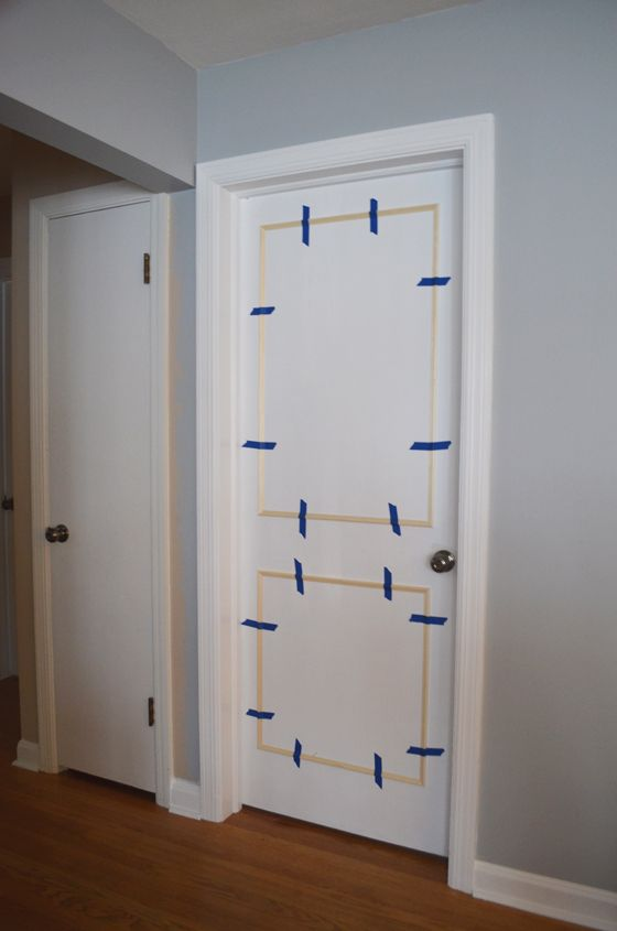 Door molding on pinterest door casing door frame for Door moulding