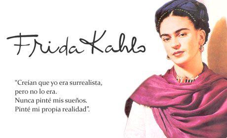 Frases Frida Kahlo Para Portada De Facebook Buscar Con Google