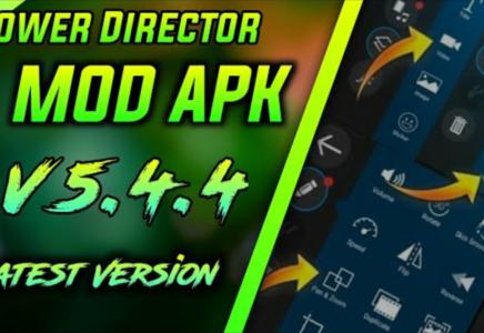 PowerDirector Video Editor Mod Apk All Unlocked No