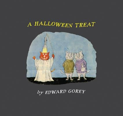 A Halloween Treat by Edward Gorey